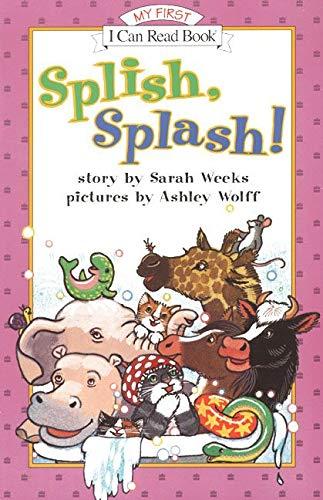 9780064442824: Splish Splash! (My First I Can Read Books)