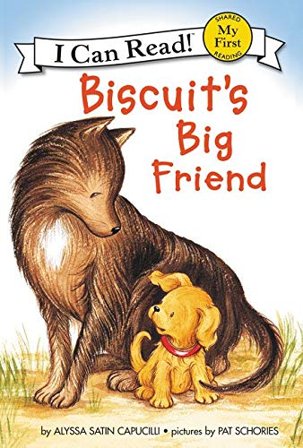 9780064442886: Biscuit's Big Friend (My First I Can Read)