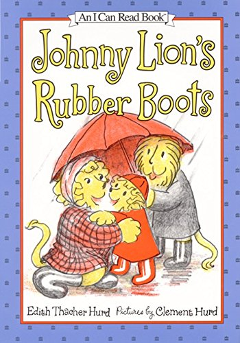 9780064442954: Johnny Lion's Rubber Boots (I Can Read Level 1)