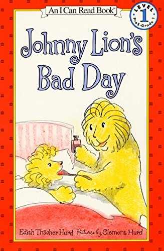 9780064442961: Johnny Lion's Bad Day (I Can Read Level 1)