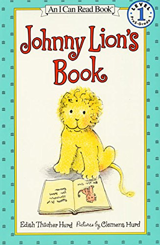 9780064442978: Johnny Lion's Book (An I Can Read Book, Level 1)