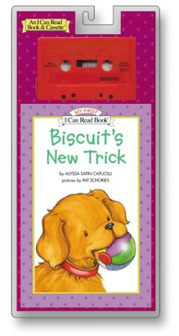 9780064443005: Biscuit's New Trick (Book and Audio Tape Set)