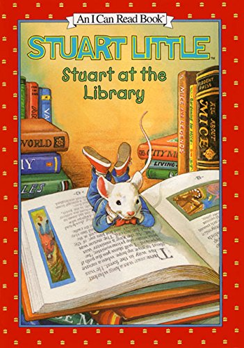 9780064443036: Stuart at the Library (I Can Read!)
