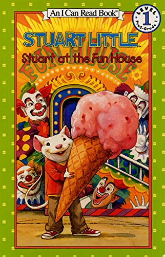 9780064443043: Stuart at the Fun House (I Can Read Books (Harper Paperback))