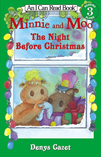 9780064443135: Minnie and Moo: The Night Before Christmas (I Can Read Book 3)