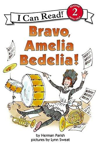 9780064443180: Bravo, Amelia Bedelia!