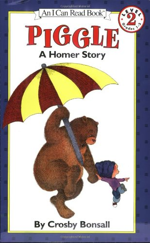 9780064443203: Piggle: A Homer Story (I Can Read Book 2)