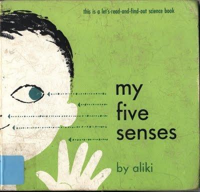 9780064450096: My 5 Senses