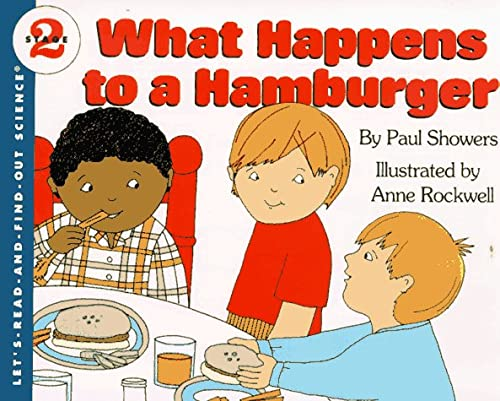 9780064450133: What Happens to a Hamburger (Let's Read and Find Out)