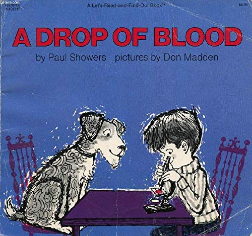 9780064450300: A Drop of Blood
