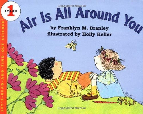 9780064450485: Air Is All Around You (Let's-Read-and-Find-Out Science 1)