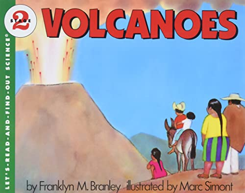 9780064450591: Volcanoes (Let's-Read-And-Find-Out Science: Stage 2)