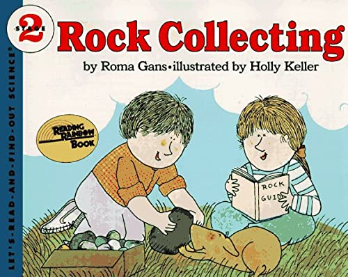 9780064450638: Rock Collecting (Let's-Read-and-Find-Out Book)