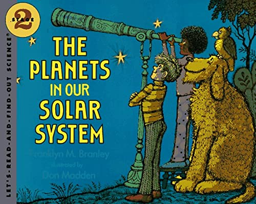 9780064450645: Planets in Our Solar System (Let's Read and Find Out)