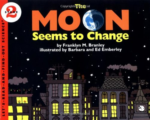 9780064450652: The Moon Seems to Change (Let's Read-And-Find-Out Science (Paperback))