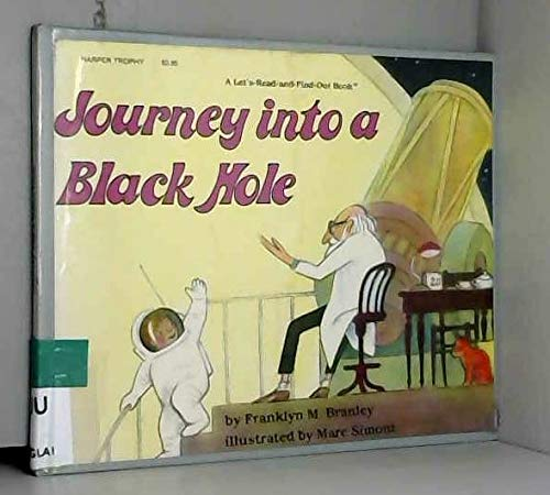 9780064450751: Journey Into a Black Hole