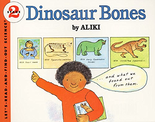 9780064450775: Dinosaur Bones (Let's-Read-and-Find-Out Science 2)
