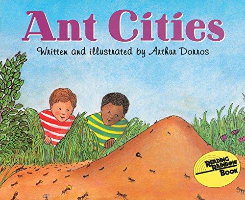 9780064450799: Ant Cities (Reading Rainbow Books)