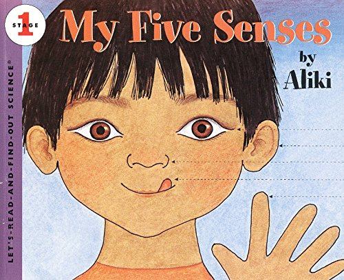 9780064450836: My Five Senses (Let's-Read-and-Find-Out Science 1)