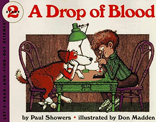 9780064450904: A Drop of Blood (Let's-Read-And-Find-Out)