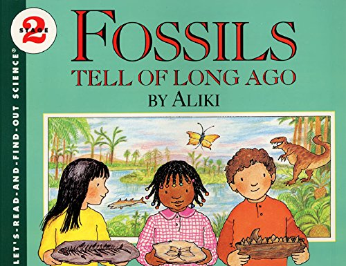 9780064450935: Fossils Tell of Long Ago (Let's-Read-and-Find-Out Science 2)