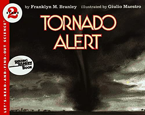 9780064450942: Tornado Alert: Stage 2 (Let's-Read-and-Find-Out Book)