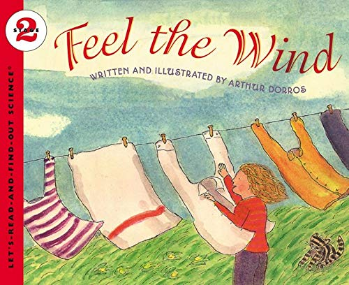 9780064450959: Feel the Wind (Let's-Read-and-Find-Out Science 2)