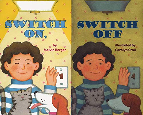 9780064450973: Switch On, Switch Off (Let's-read-and-find-out science books)