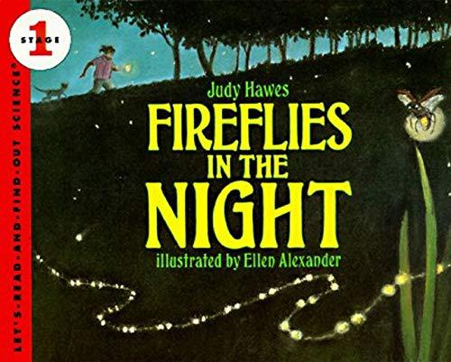 9780064451017: Fireflies in the Night