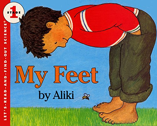 9780064451062: My Feet (Let's-Read-and-Find-Out Science 1)