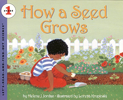9780064451079: How a Seed Grows (Let's-Read-and-Find-Out Science 1)