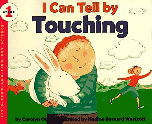9780064451253: I Can Tell by Touching (Let's-Read-and-Find-Out Science, Stage 1)