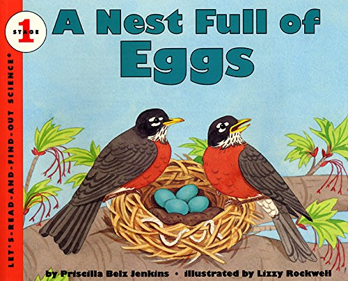 9780064451277: A Nest Full of Eggs (Let's-Read-and-Find-Out Science, Stage 1)