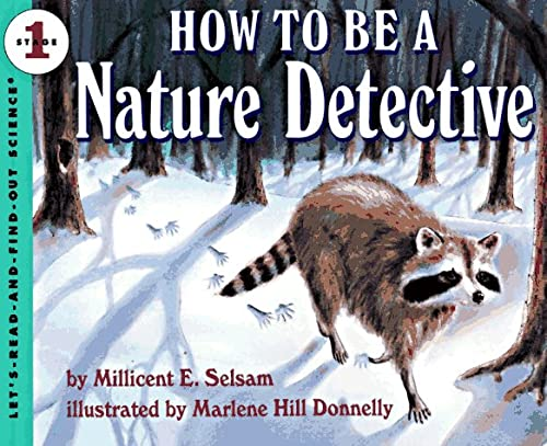 9780064451345: How to Be a Nature Detective