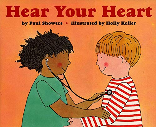 9780064451390: Hear Your Heart (Let's-Read-and-Find-Out Science 2)