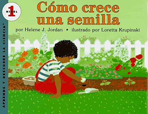 9780064451451: Como Crece Una Semilla / How a Seed Grows (Let'S-Read-And-Find-Out Science) (Spanish Edition)