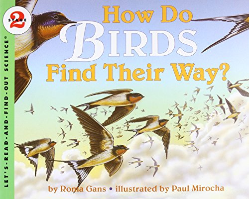 9780064451505: How Do Birds Find Their Way? (Let's-Read-and-Find-Out Science 2)