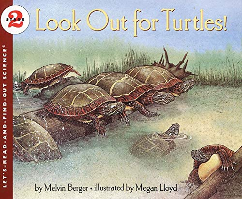 9780064451567: Look Out for Turtles! (Let's-Read-and-Find-Out Science 2)