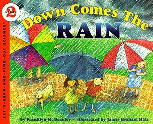 9780064451666: Down Comes the Rain (Let's Read-&-find-out Science)