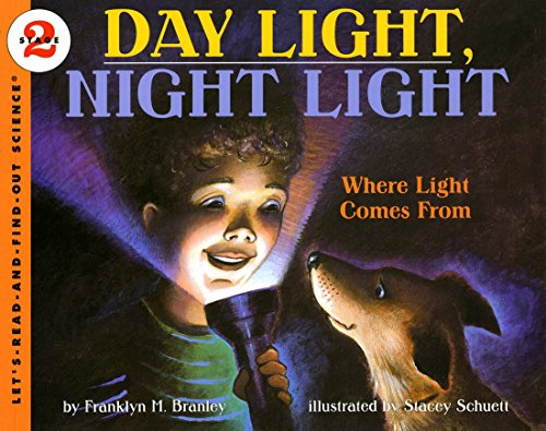 Day Light, Night Light: The Story of Tom Tate and the Wright Brothers - Branley, Franklyn M.