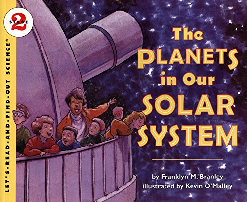 9780064451789: The Planets in Our Solar System (Let's Read-&-find-out Science)
