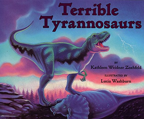 9780064451819: Terrible Tyrannosaurs (Let's Read-And-Find-Out Science)