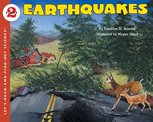 9780064451888: Earthquakes (Lets read & find out science)