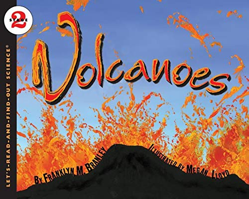 9780064451895: Volcanoes (Let's-Read-and-Find-Out Science. Stage 2)