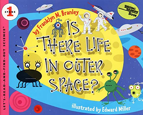 9780064451925: Is There Life in Outer Space? (Let's-Read-and-Find-Out Science 1)