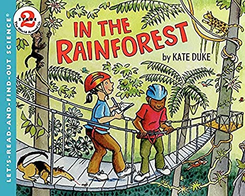9780064451970: In the Rainforest (Let's-Read-and-Find-Out Science 2)
