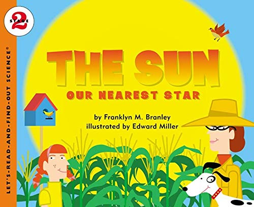 9780064452021: The Sun: Our Nearest Star