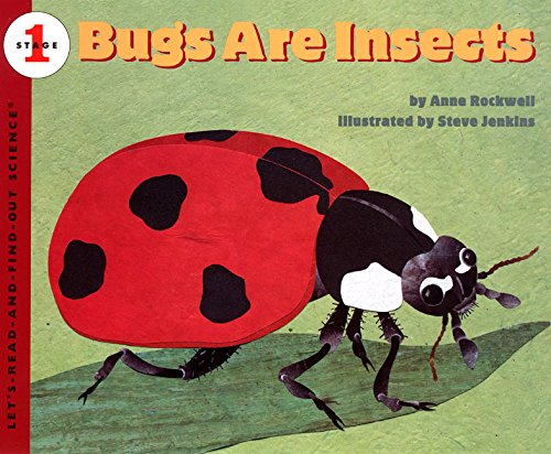 9780064452038: Bugs Are Insects (Let's-Read-And-Find-Out Science: Stage 1)