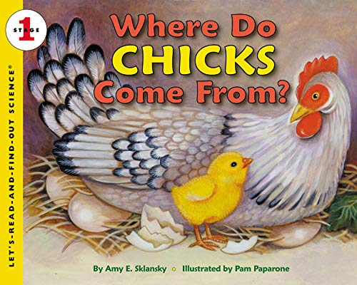 9780064452120: Where Do Chicks Come From? (Let's-Read-and-Find-Out Science Books)