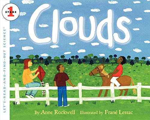 9780064452205: Clouds (Let's-Read-and-Find-Out Science 1)